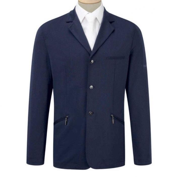 Men's Navy Caldene Cadence Riding Jacket 36
