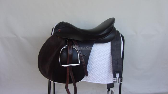 "Albion 5000 18"" All Purpose Saddle"