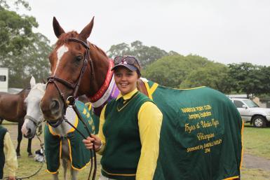 14 Equitation Champion