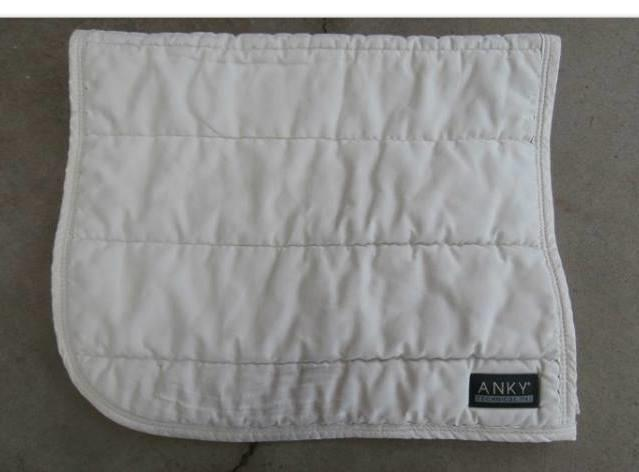 ANKY Technical Casuals Saddle Pad!
