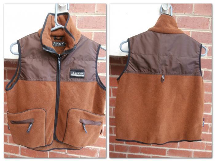 ANKY Vest, Suit New Buyer!