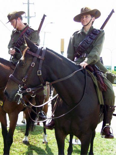 ANZAC Day Parade 2011