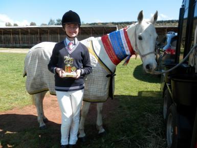 Bacchus Marsh Champion Overall- Grade 4