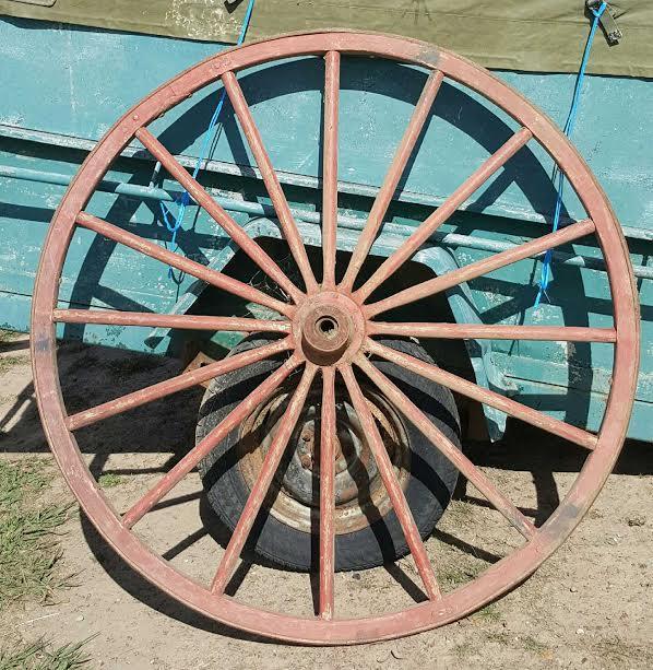 Wheels, Shafts, Springs