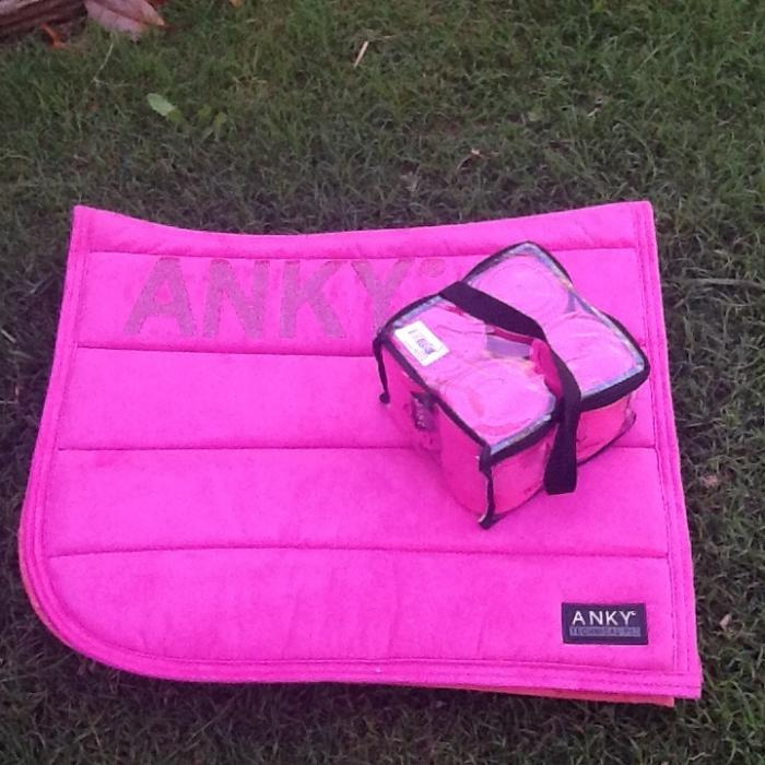 Anky Saddle Pads and Sets