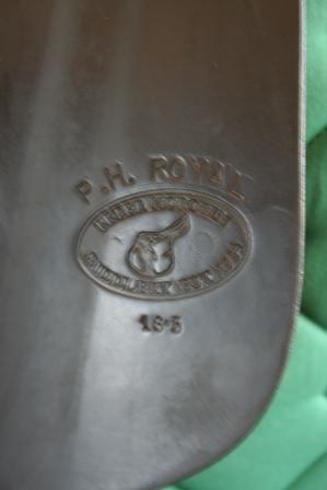 """Peter Horobin 16 1/2"""" Royal"""