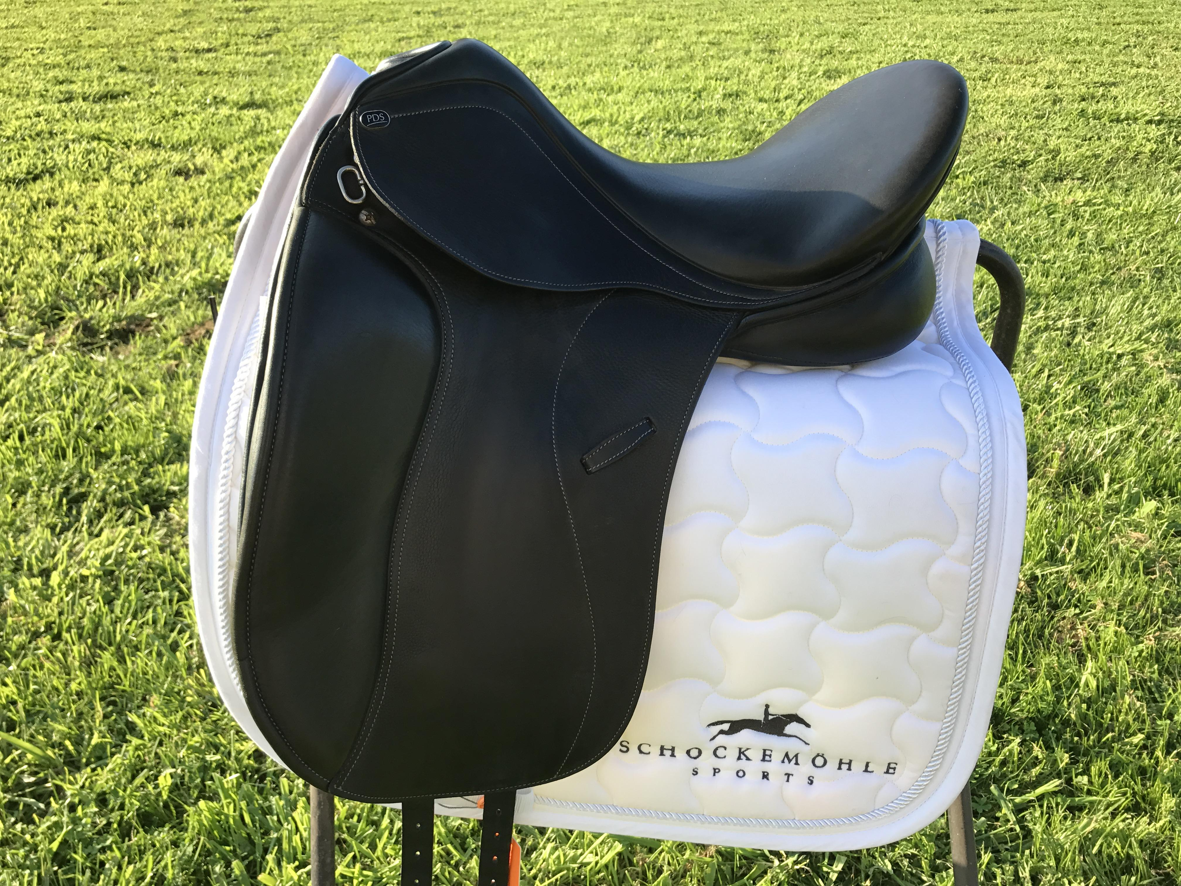 As new - Carl Hester PDS Euro
