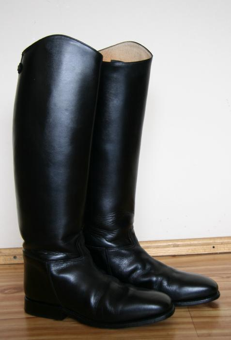 CAVALLO leather Boots