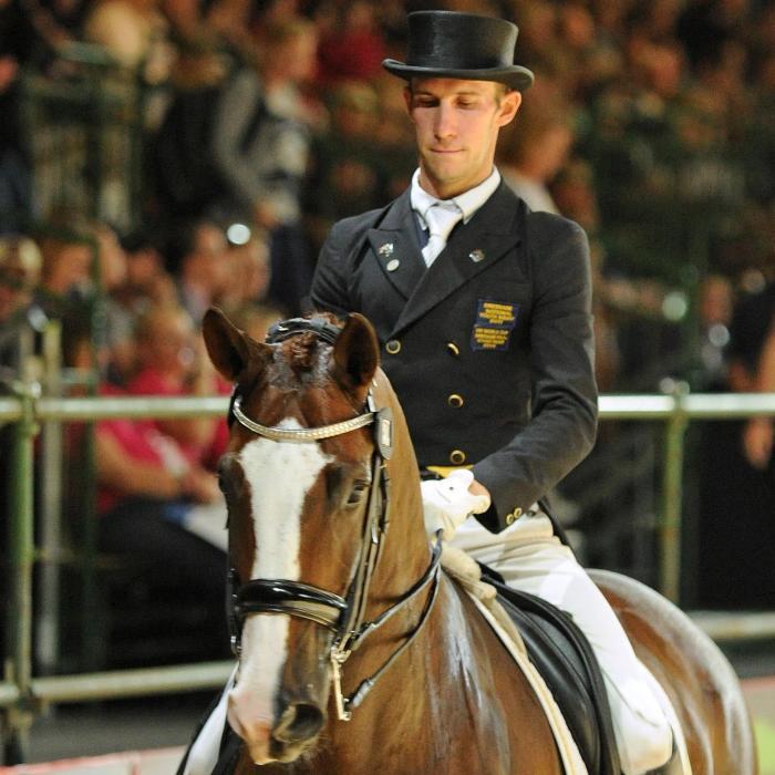 Furst Friedrich - CDI Grand Prix Gelding