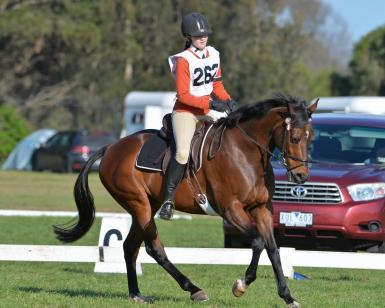 2014 Werribee Horse Trials. Photo by Derek O'Leary