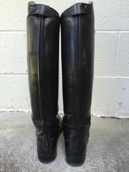 Denis Club Eclipse Tall Boots size 37+3 Black