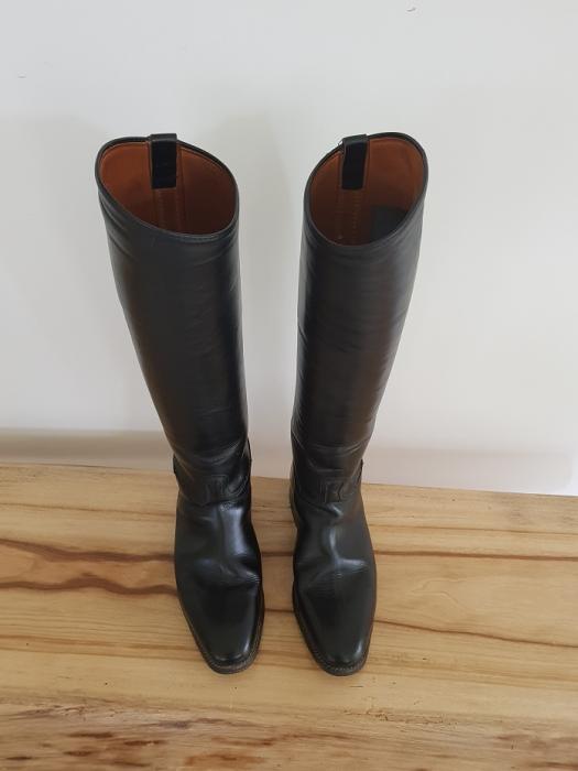 Hanoverian Konigs Tall Riding Boots