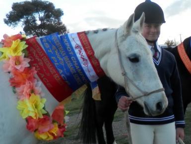 Ballarat B.E.D.S. Champion Overall
