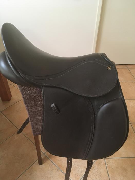 Peter Horobin Child's Saddle