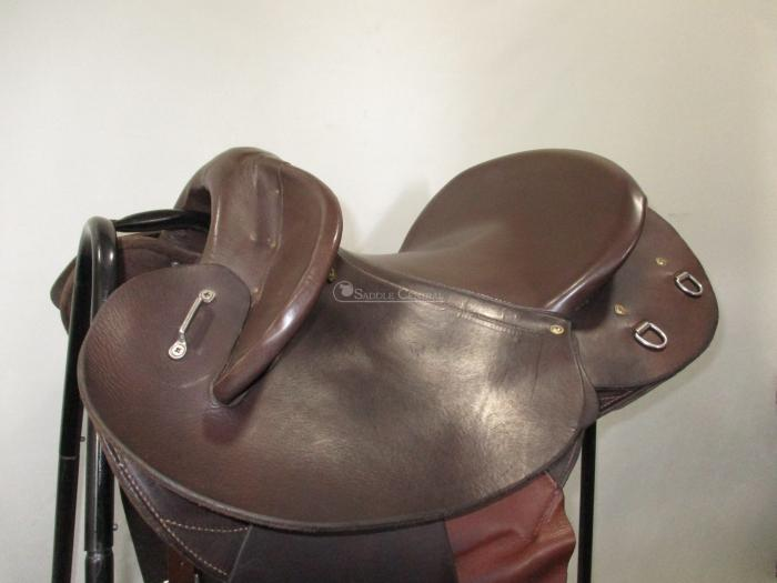 "Mattens Half Breed Fender / Polo Saddle 13.5"""