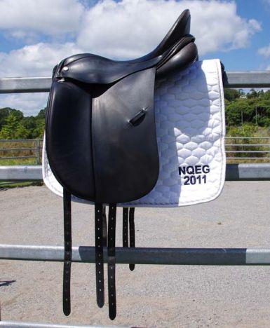 Albion Platinum Dressage Saddle