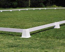 Portable Dressage Arena 60 x 20