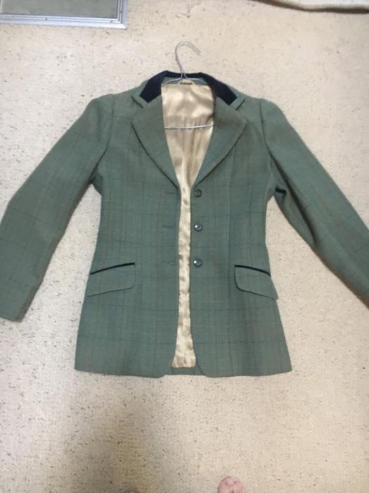 Shires Ladies Huntingdon Jacket