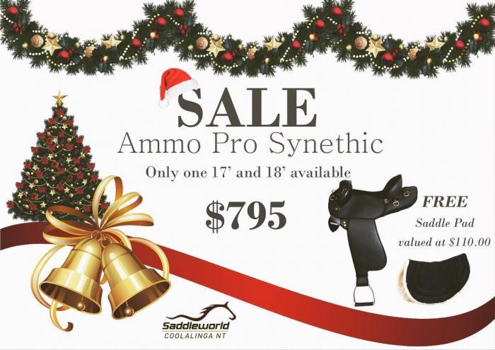 Ammo Pro Synthetic Stock Saddle