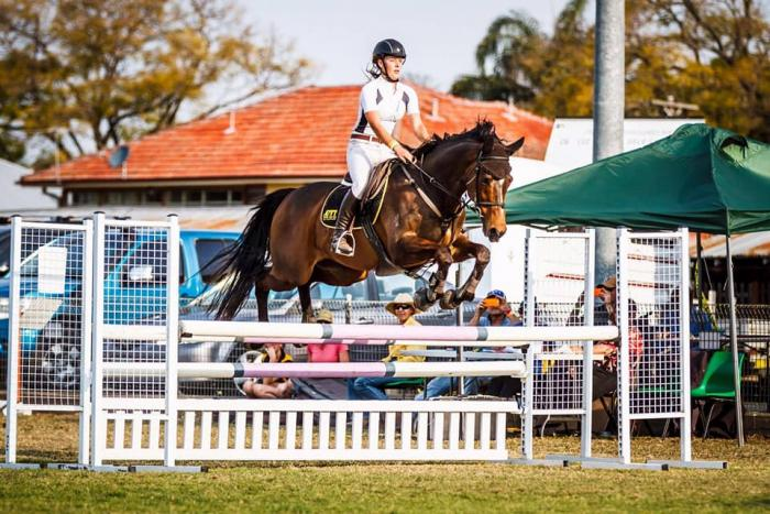 Eventing Jumping or Dressage!