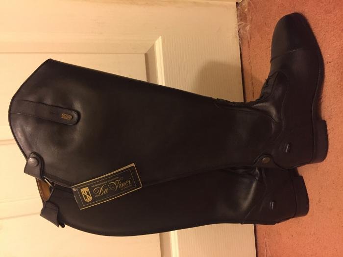 Tredstep Da Vinci Long Riding Boots, UK  9, New