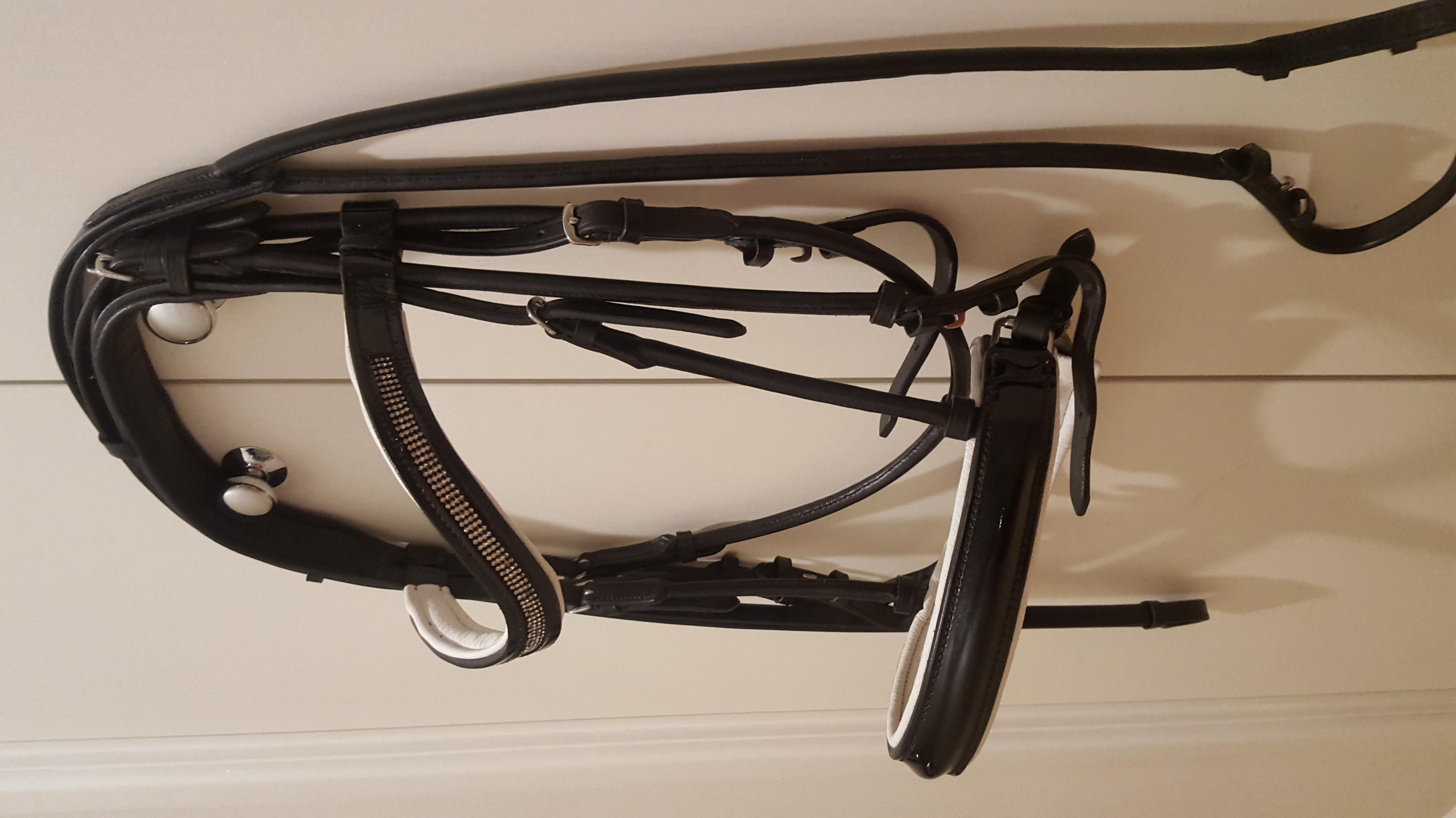 Flexifit Rolled Double Bridle