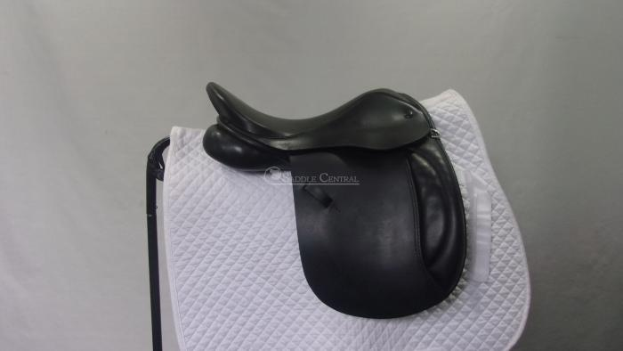 "Silhouette 15"" Pony Saddle Made in England"