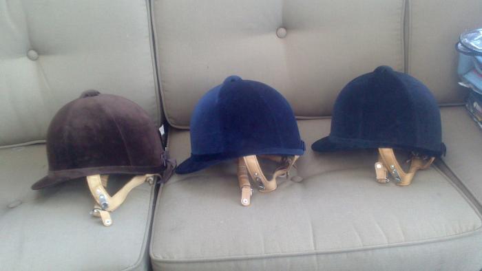 Jodz Helmets: Navy, Black & Brown