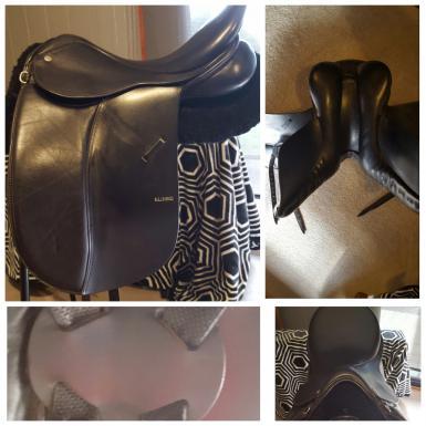 klimke dressage saddle