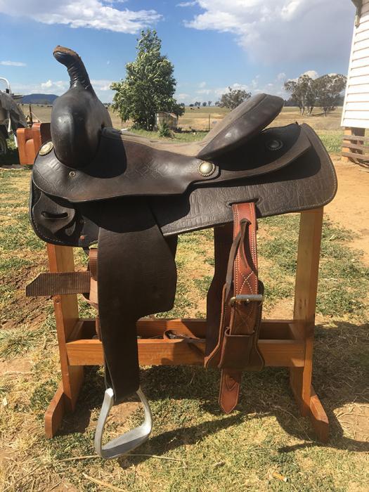 Cutting Saddle - price reduced