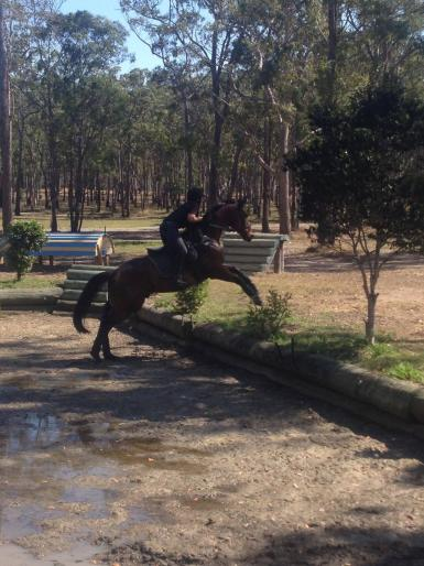 cross country training
