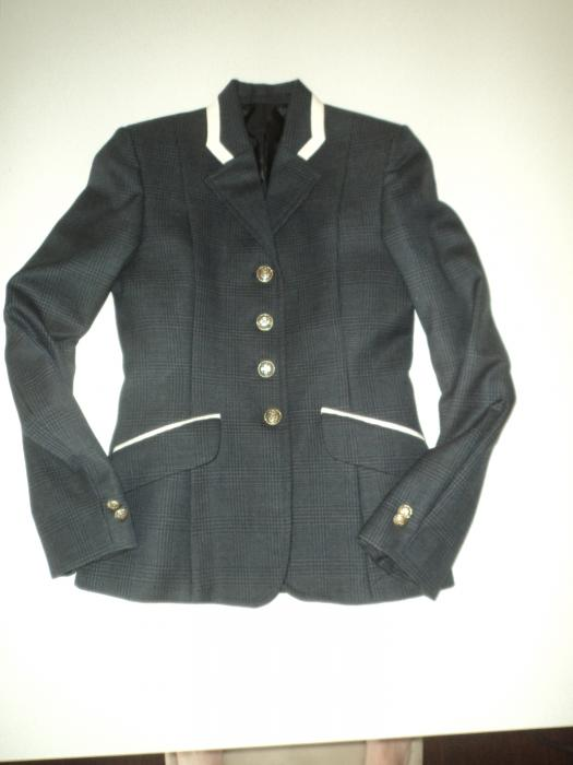 Hacking Jacket - Navy