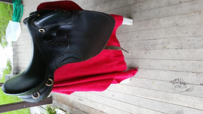 indian stock saddle