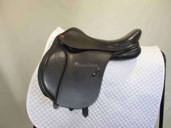 "Kent and Masters 15"" Pony Saddle"