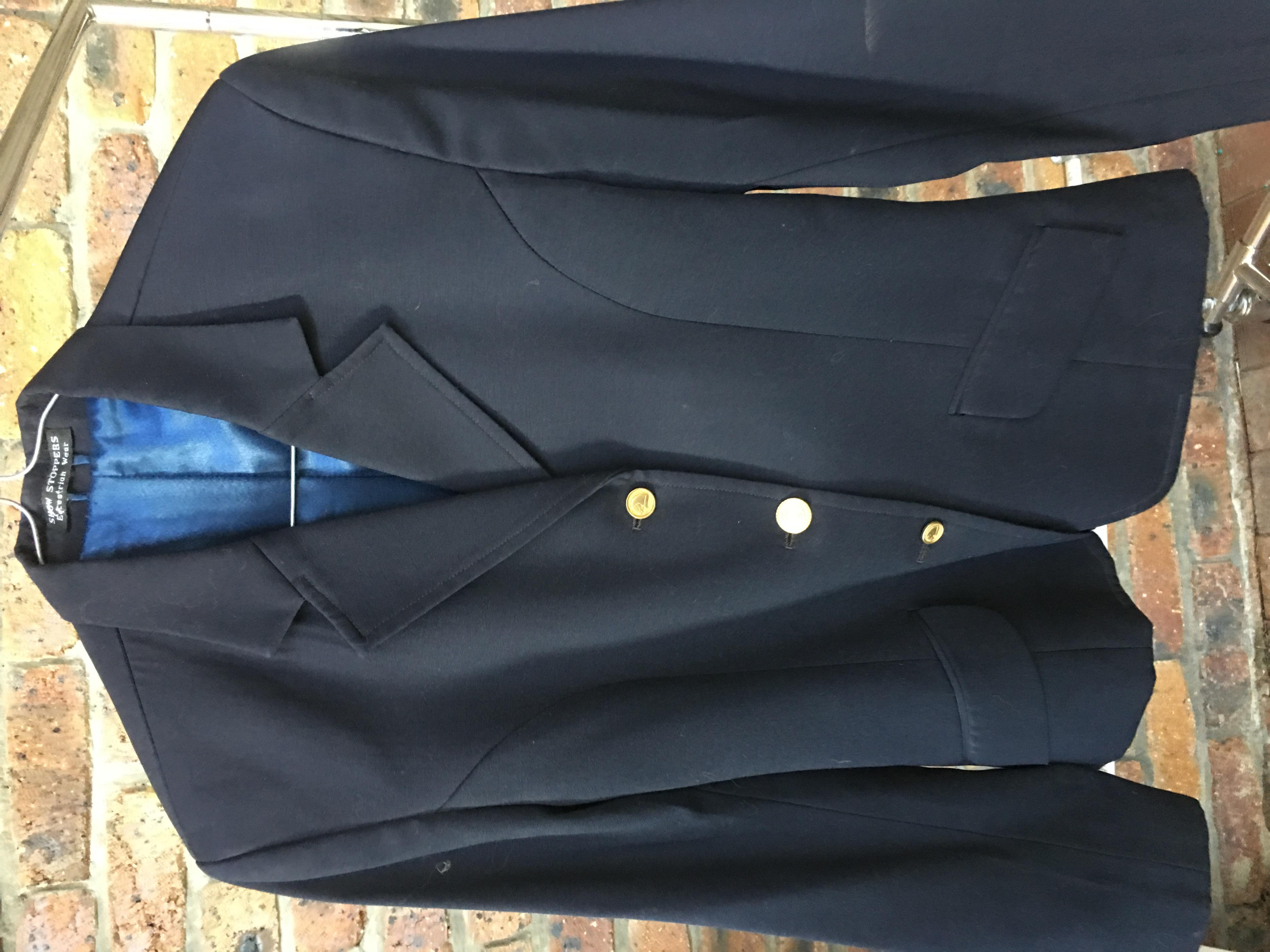 Showstoppers Ladies Navy Jacket