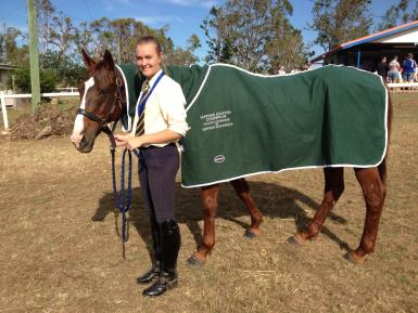 2015 Yeppoon Official ODE Introductory Champion