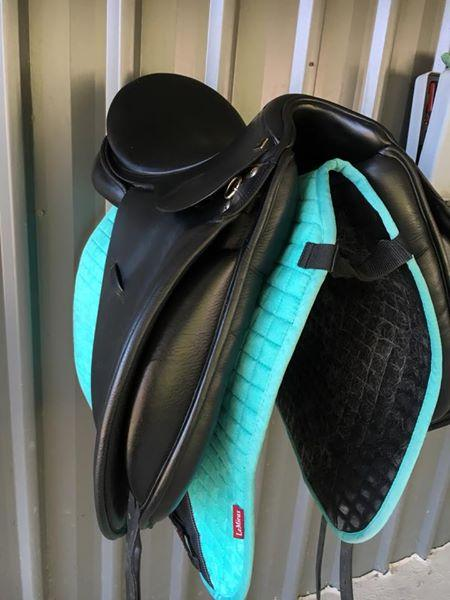Immaculate Anky saddle PICE REDUCED