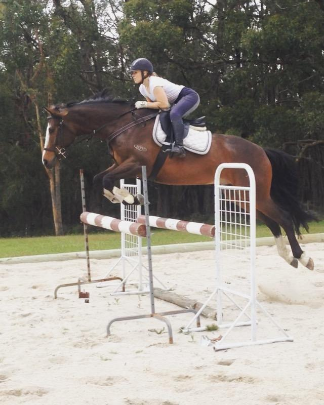 Exceptional jumping talent