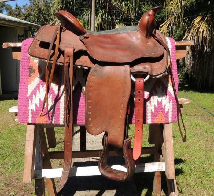 Ladies Western Saddle