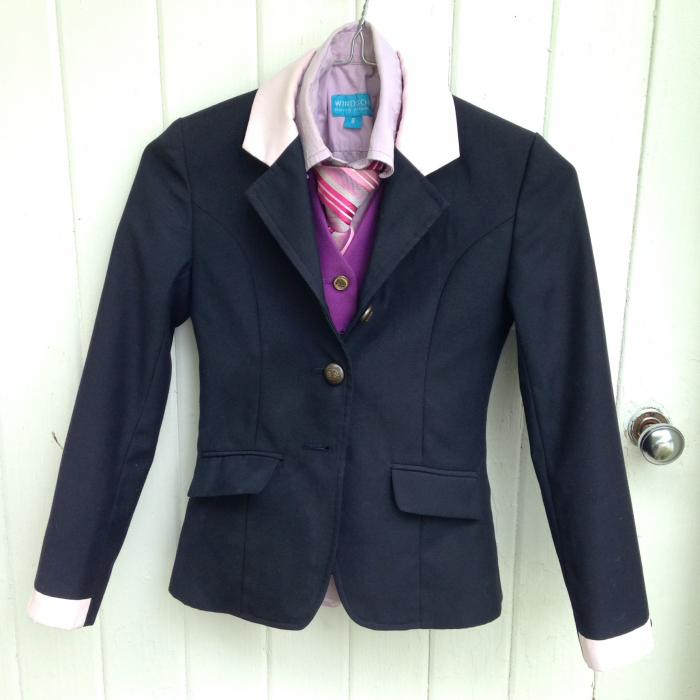 Taylored Jacket with Windsor vest
