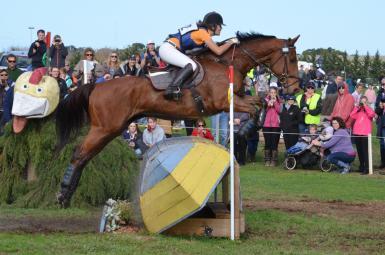 Melbourne International Horse Trials 1* 2014
