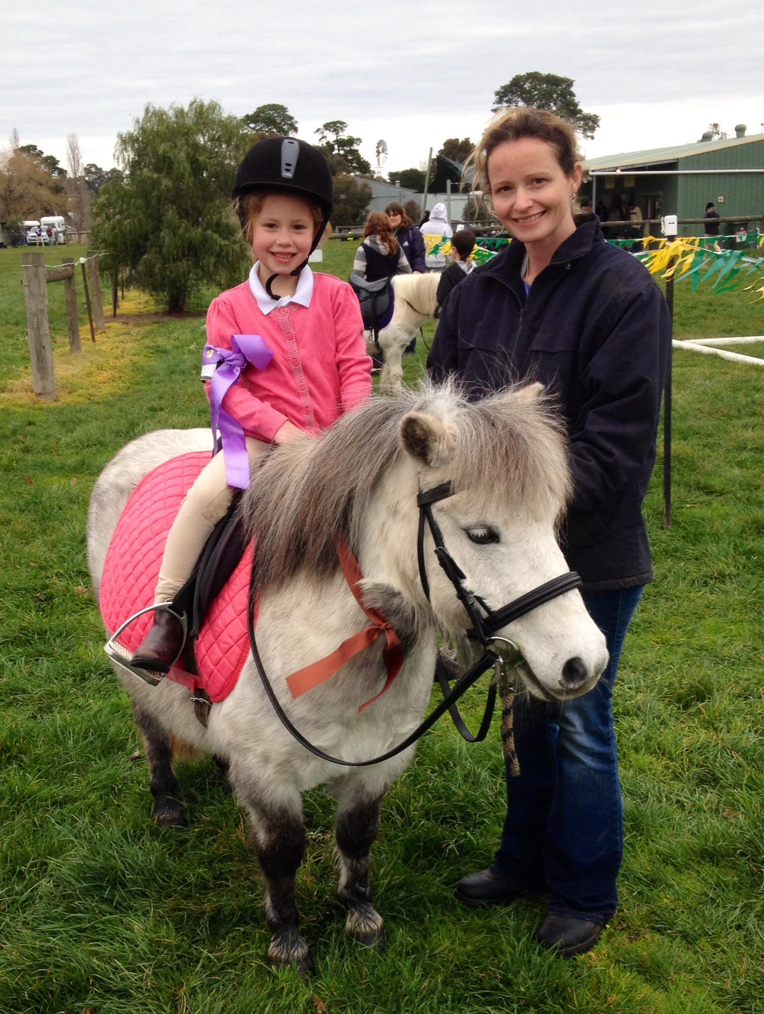 Kids Shetland pony mare