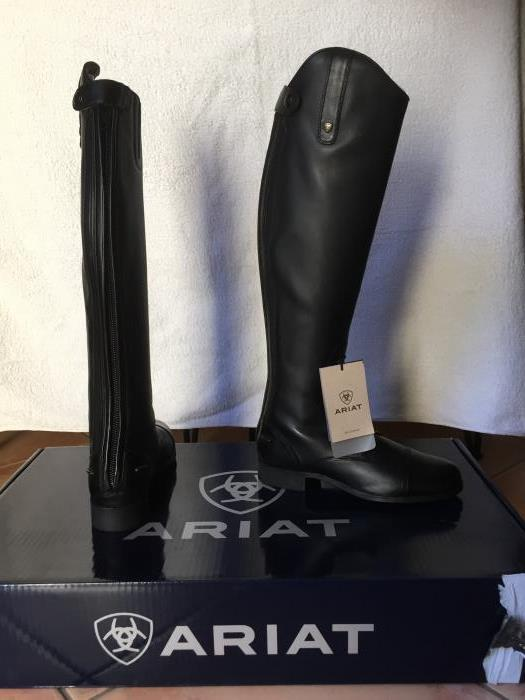 ARIAT Heritage Field Boot NEW Size 37.5 Euro