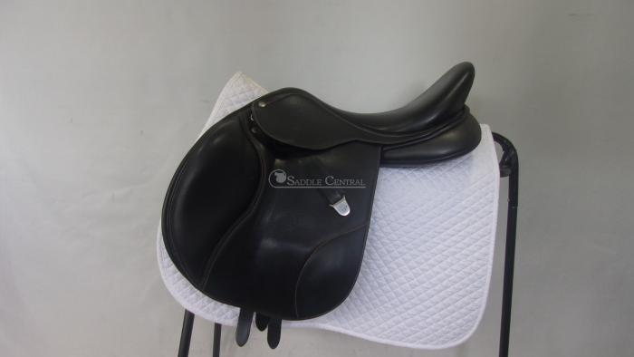 "Bates Elevation DS+ 16.5"" Jump Saddle"
