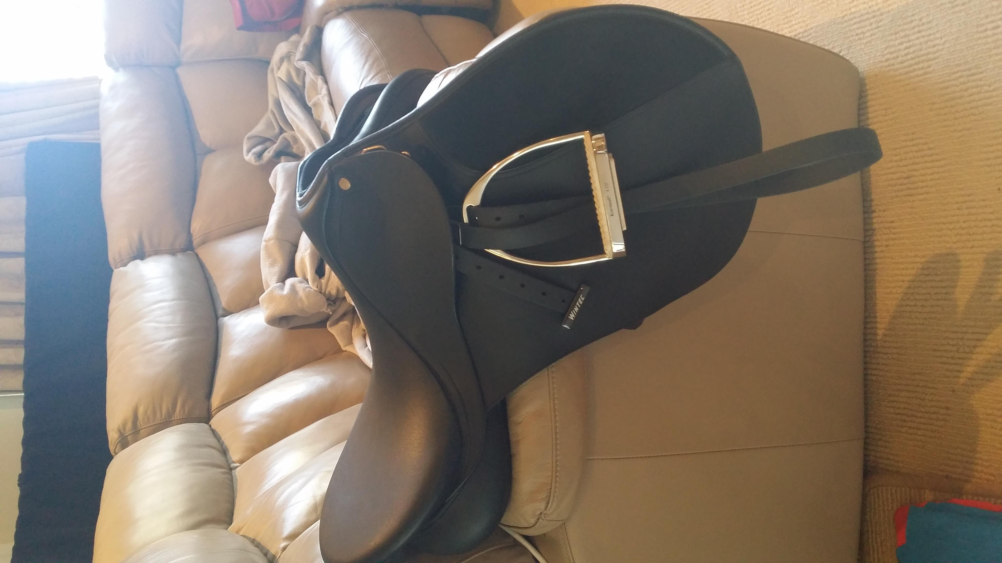 Wintec 500 AP saddle