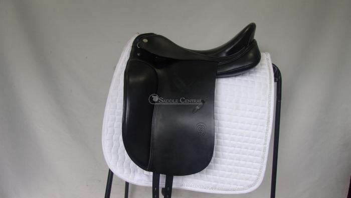 """Otto Schumacher Dynamic SF 17"""" mw  Dressage Saddle"""
