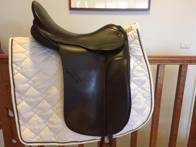 Signature Zilco Dressage Saddle