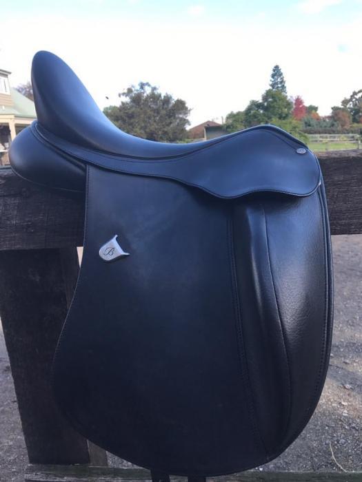 Bates Innova Dressage saddle size 0
