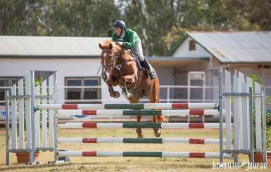 Gunnedah. Credit to Australian Jumping