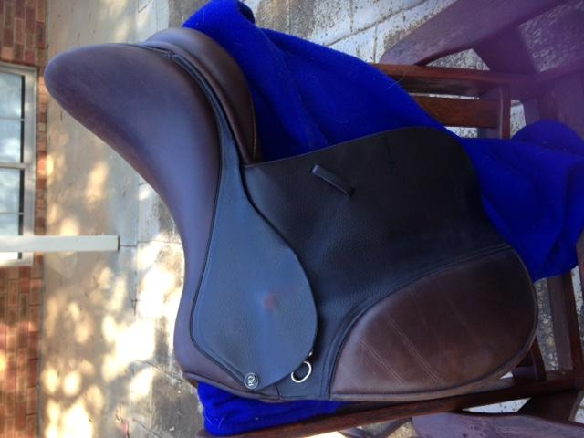 Trainers All Purpose Saddle 16.5 Inch